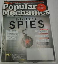 Popular Mechanics Magazine Digital Spies China's Secret War January 2012 071814R