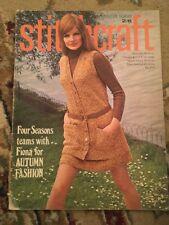 Stitchcraft November 1968 Vintage No 419