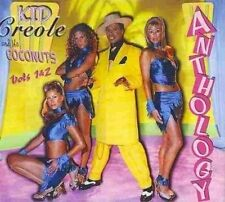 Anthology 1 & 2 by Kid Creole &amp The COC CD 809289090326