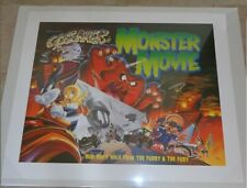 Looney Tunes Gossamer Bugs Bunny Monster of a Star Fine Art Limited Lithograph