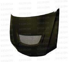 Lancer EVO VIII/IX 03-07 Mitsubishi OE Seibon Carbon Fiber Hood HD0305MITEVO8-OE