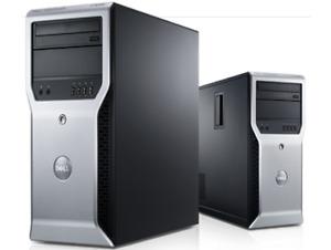 Dell T1600 Workstation PC Intel Xeon E3 Quad Core + Graphique + SSD +Win10 pro