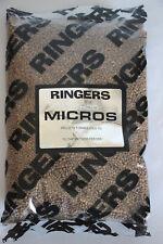 Ringers Method Micros Micro Pellet 2mm 900g Carp Fishing Bait