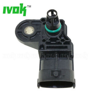 Boost Pressure MAP Sensor For ALFA ROMEO 147 159 OPEL VAUXHALL COMBO 552182980