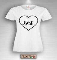 Camiseta MEJOR BITCHES Camiseta Idea De Regalo Divertido Par Novias Amistad
