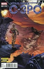 STAR WARS C-3PO #1 ENTERTAINMENT EARTH EXCLUSIVE VARIANT MARVEL COMIC RARE NM