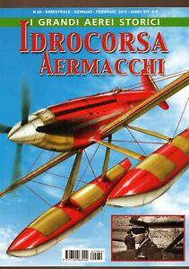 I Grandi Aerei Storici 80 Idrocorsa Italiani - Delta Editrice