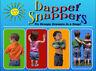 NEW Dapper Snapper Toddler adjustable belt baby boy girl kid stretchy elastic