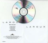 LA ROUX Album Sampler 2014 UK numbered 6-track promo only CD Trouble In Paradise