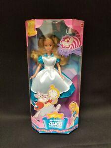 Mattel Walt Disney Classic 1998 Alice In Wonderland Barbie Doll