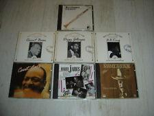 cd sammlung-B.B. King-Dizzy Gillespie-Count Basie-Jazz-Blues-Berry-Davis-Harry