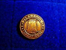 Vintage Alabama Great Seal Lapel Pin