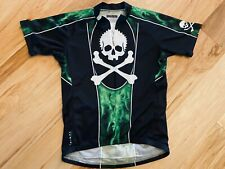 Very cool PRIMAL Cycling JERSEY SKULLS LARGE
