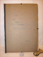 MAGIA - DE MELY, F.: La Virga Aurea 1923 Leroux Folio Ed. Num. Firmata Incisioni