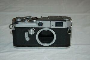 Canon-VL2 Vintage 1956 Japanese Rangefinder Camera. Serviced. No.515087. UK Sale