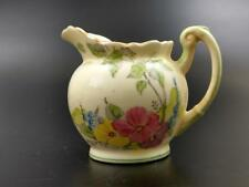 Foley China Floral Creamer E. Brian and Co Ltd