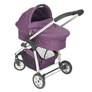 iCandy Cherry Carrycot Mulberry