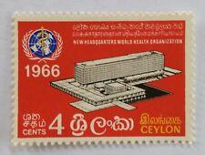 Sri Lanka Ceylon 1966 World Health Organization SG 513