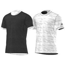 adidas Long Sleeve Crew Neck Fitness Tops & Jerseys for Men