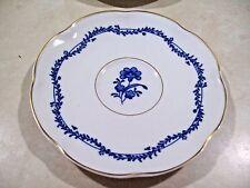 Theodore Haviland Blue Print Saucers Set of 12