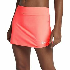 d5454539af33 Nike Women s Court Tennis Skirt Pure Lava Glow 11.75