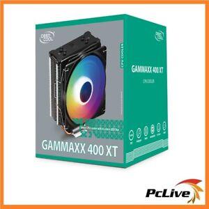 NEW DeepCool Gammaxx 400 XT CPU Cooler Fan PWM Intel 1200 1151 1150 1155 AMD AM4