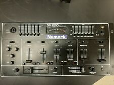 Numark DM1200 4 Channel DJ Preamp/Mixer