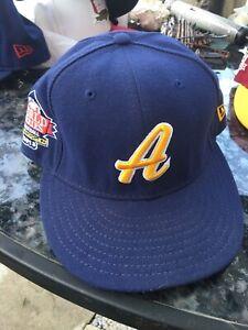 Little League World Series 2013 AUSTRALIA  New Era Baseball Cap Hat Size 7 1/8