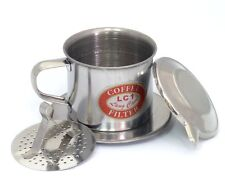 USD - NEW Vietnam Vietnamese Ca Phe Phin STAINLESS Coffee Filter NO. 7