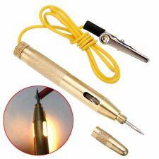 Car Truck Circuit Fuse Voltage Tester Test Light Probe Pen Pencil DC 6V/12V/24V