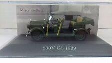 1/43MER42 MERCEDES-BENZ 200V G5 1939 VERDE
