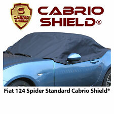 Fiat 124 Spider Convertible Top Cover Half Cover Standard Protection 2015 Onward