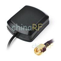 GPS Antenna with SMA Plug male for GLONASS GPS receivers and Mobile Application