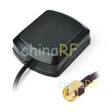 GPS Antenna with SMA Plug male for GLONASS GPS receivers and Mobile Application