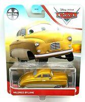 Pixar Cars MILDRED BYLANE Metal Car Mattel Disney DVX29 RARE NEW!