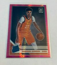 B11,841 - 2019-20 Donruss Optic Hyper Pink #200 Cameron Johnson Rated Rookie