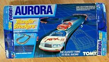 Aurora Thunder Stockers AFX Turbo Cars  Slot Car Racing 1986 Tomy Vintage