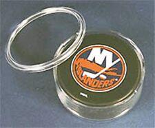 2 Pro-Mold Round Hockey Puck Holders Tube Case