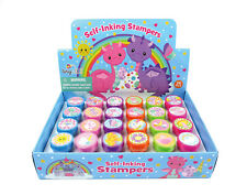TINYMILLS 24 Pcs Dragon Stampers for Kids