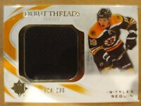 2010 Ultimate Collection Debut Threads Jersey 24/200 Tyler Seguin Card