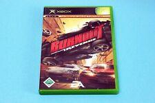 XBox Spiel - Burnout Revenge - Komplett in OVP