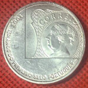 5 Euro Portugal 2003 150èmedu Timbre Poste Portugais