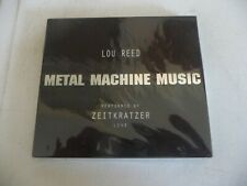 LOU REED - performed by ZEITKRATZER live - Metal Machine Music [2007]