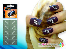 SmART-Nails - Flow Nail Art Stencils N054 Professional Nail Product