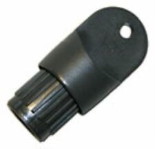 Isabella 26mm Fitting with Hole/Clamp end Veranda 60254