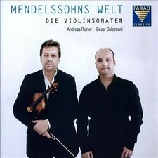 Mendelssohn's Welt, New Music
