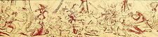 Affiche sérigraphie BLAIN GUIBERT SFAR Les Détachables 18 Sans titre 250ex 16x63