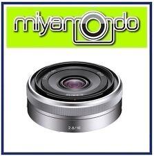 Sony E 16mm F2.8 Lens For Sony NEX Camera (SEL16F28)