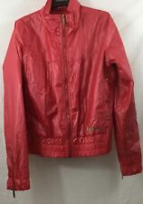 Bench Women's Red Summer Jacket Size L