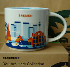 Starbucks City Mug Tasse Becher You are here YAH Bremen Deutschland 14oz NEU